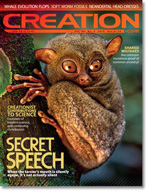 Creation Magazine Volume 36 Issue 4 Cover
