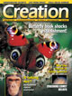 Creation magazine Volume 25 Issue 3 Cover
