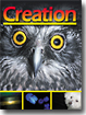 Creation  Volume 25Issue 4 Cover