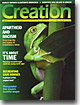 Creation Magazine Volume 26 Issue 2 Cover