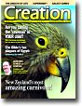 Creation  Volume 27Issue 1 Cover
