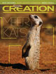 Cover of Creation 34(4)