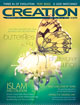 Creation  Volume 35Issue 2 Cover