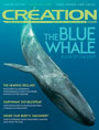 Cover of Creation 40(1)