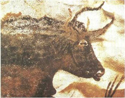 aurochs depiction