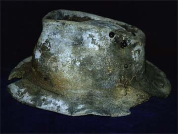 fossil hat