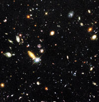 Hubble' deepest-ever view of the universe
