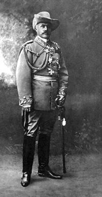 Lieutenant-General Lothar von Trotha