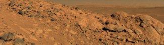 Mars' ridge