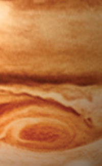 A storm on Jupiter has been raging continuously for at least 300 years.