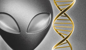 Alien and DNA