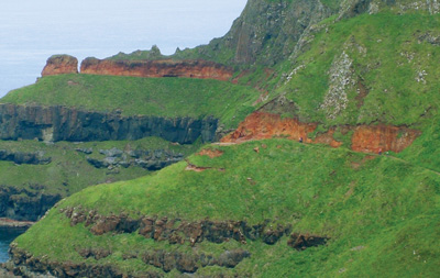 the Giant' Causeway