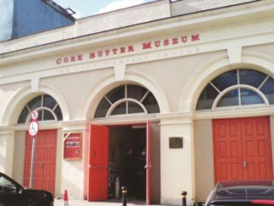 Figure 3. The Cork Butter Museum, Republic of Ireland.12