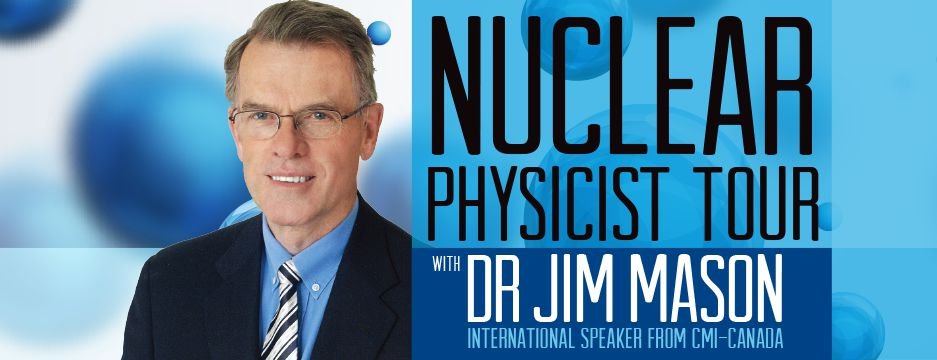 Jim Mason Nuclear Physicist - Australian Tour