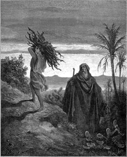 'The Trial of Abraham's Faith'