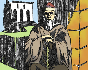 depiction of Methuselah