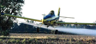 Cropdusting