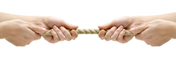 Christianity and evolution are in conflict because evolution undermines the Gospel