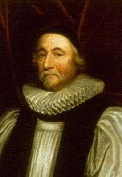 James Ussher, Archbishop of Armagh (4 January 1581–21 March 1656)