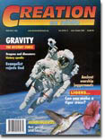 Creation Magazine (1-year subscription)