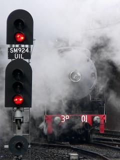train a-comin