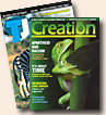Creation and Journal of Creation