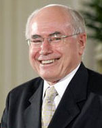 John Howard, Prime Minister of Australia (Photo from wikipedia.org)