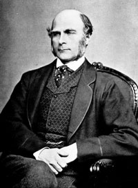 pictire of Francis Galton