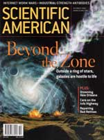 Cover of Scientific American
