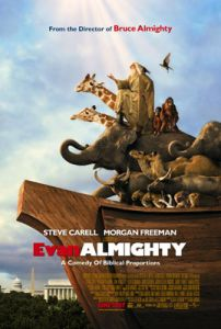Movie poster from 'Evan Almighty'
