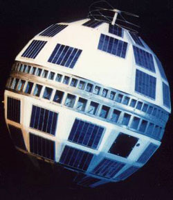 Telstar: The first communication satelite