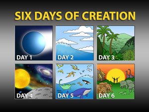 Creation days