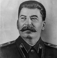 Joseph Stalin atheist removed God from schools