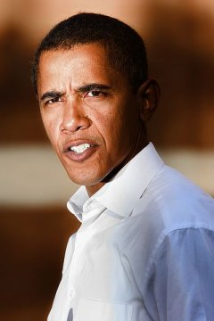 President Barack Obama, who expressed support for gay 'marriage'