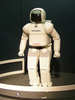 Honda Asimo, robotic household servant
