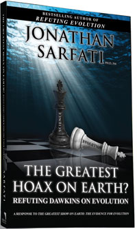 Jonathan Sarfati, the greatest hoax on earth