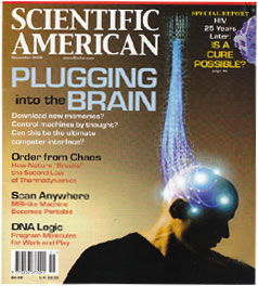 Scientific American Nov. 2008