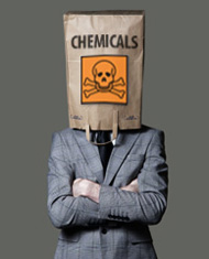 According to Anthony Cashmore, you and he are just bags of chemicals!