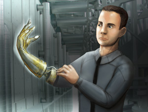 Transhumanism—mankind's next step forward?