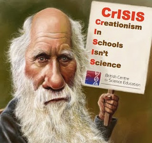 The pretentiously named 'British Centre for Science Education' is pushing the CrISIS petition.