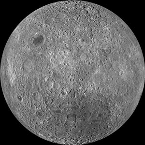 Evidence of siliciclastic volcanism on the far side of the moon supports a young age for the Moon.
