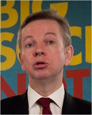 Michael Gove, UK Secretary of State for Education, claims to be a champion of 'Free Schools'. They are, however, not free to teach the evidence for Creation.