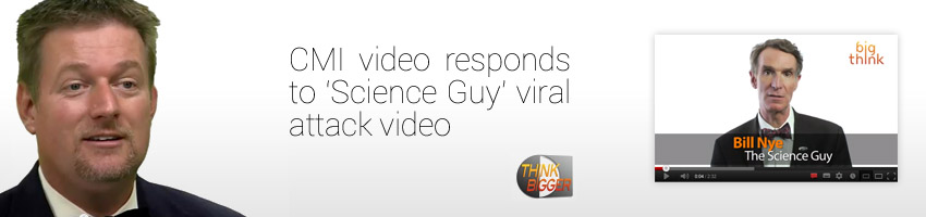 CMI responds to 'the Science Guy' viral attack video