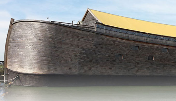 Rebuilding Noah's Ark: getting the facts straight