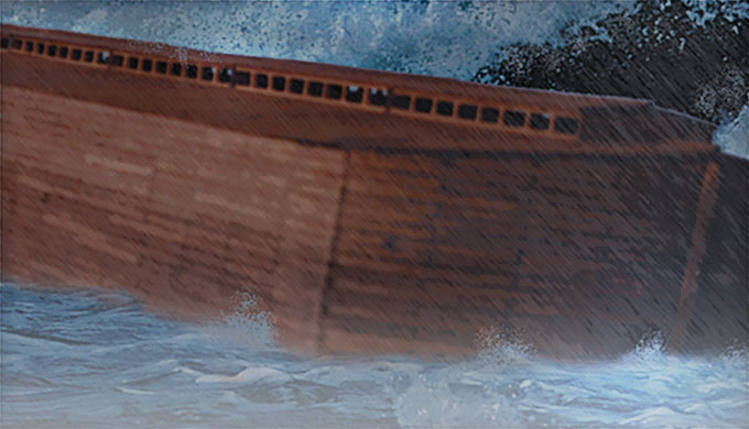 Noahs Flood - creation com