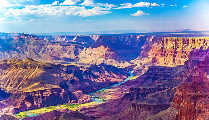 Controversy over the uniformitarian age of Grand Canyon