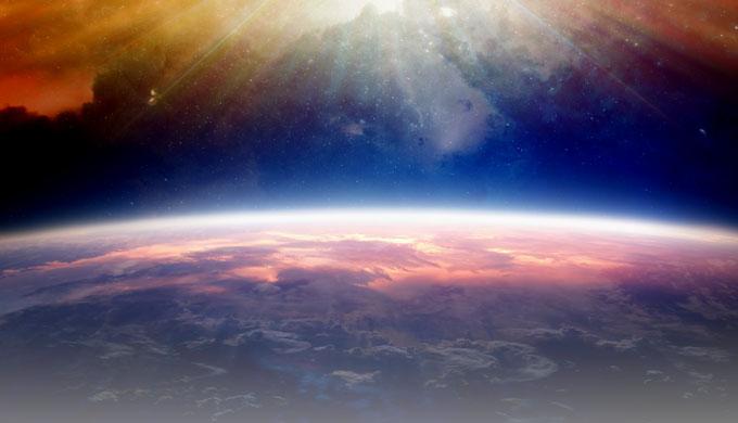 Исаија 40:22 и облик Земље