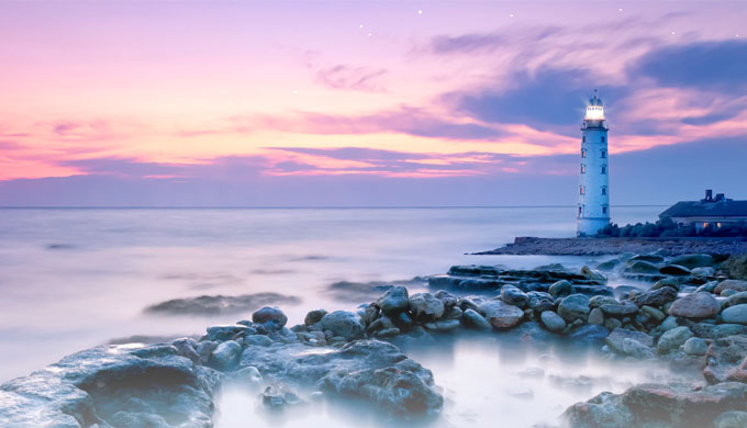 Seven ways to build a lighthouse