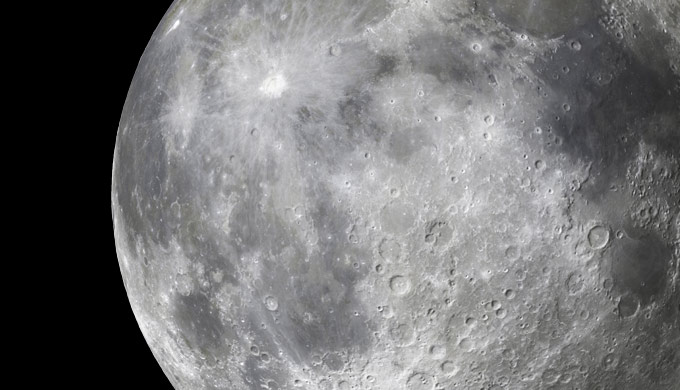 Confusion over moon origins