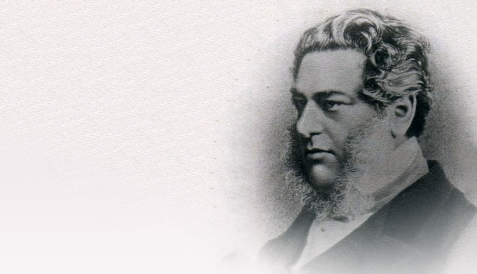 Dr Charles Bree, the scientist who challenged Charles Darwin's science